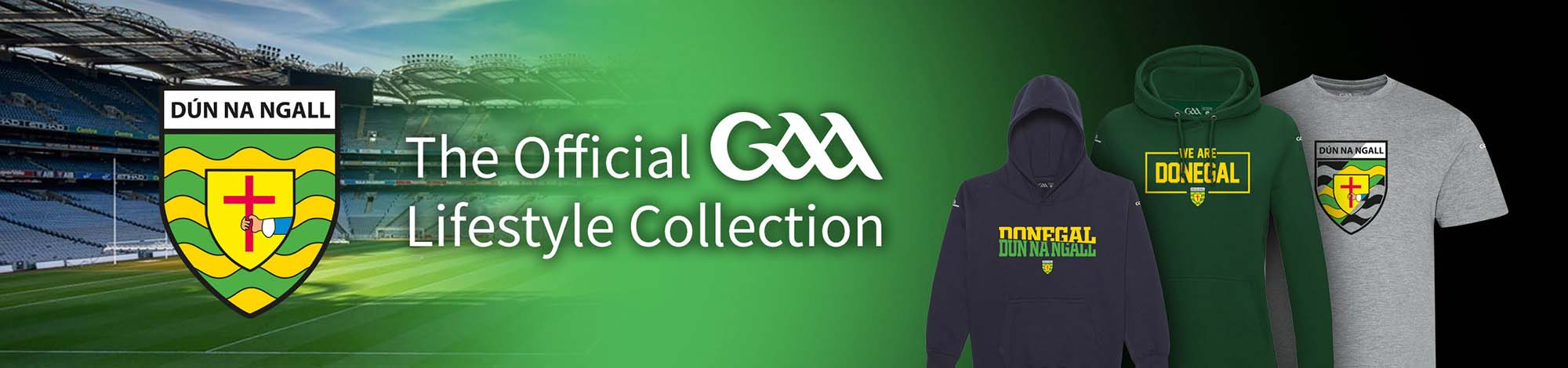 Donegal GAA Clothing